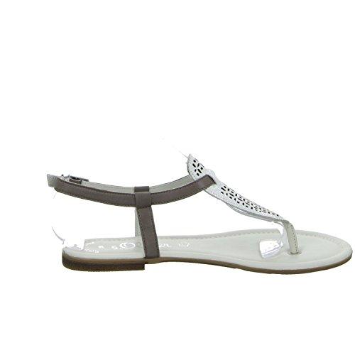 5 Women's oliver 3 Sandals Fashion S Grigio wZq15Xnx