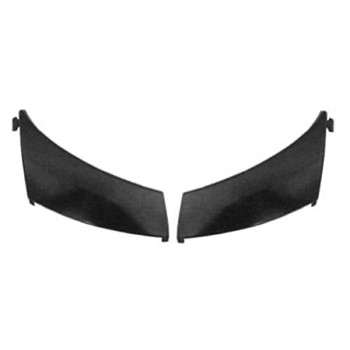 CPP Front, Driver Side Bumper End for Toyota Sequoia, Tundra TO1004167