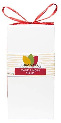 Cardamom Seeds : Whole : Indian Herb Spice : Kosher (2.6oz.) by Burma Spice (Image #3)