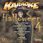 Karaoke Music CDG: Chartbuster POP6 CDG CB40288 - Halloween Vol. -