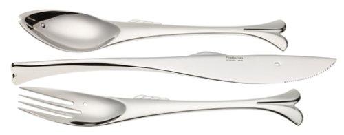 Yamazaki gone fishin 39 5 piece placesetting daily deal feeds - Gone fishin flatware ...