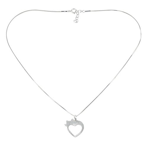 - NOVICA .925 Sterling Silver Chain Necklace, 18