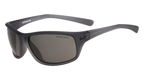 Nike Golf Adrenaline Sunglasses, Matte Anthracite/Black Frame, Grey - Youth Nike Sunglasses
