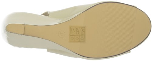 Lunar FLC550 - Sandalias fashion de sintético mujer Beige - beige