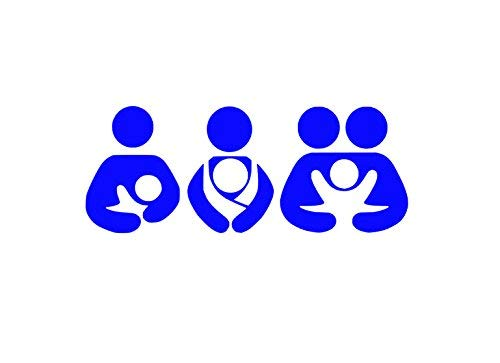 Babywear and Cosleeping Crunchy Mama Decal Baby Wearing Decal Cosleeping Decal Window Decal Breastfeeding Mom Vinyl Breastfeeding Decal Crunchy Mama Sticker Co-Sleeping Nursing