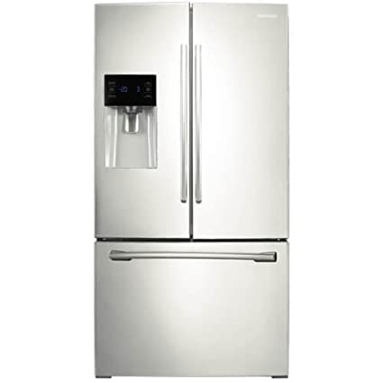 Samsung Appliance RF263BEAEWW 36u0026quot; French Door Refrigerator With 25 Cu.