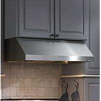 Vent-A-Hood PRH9-242 SS 42 600 CFM Stainless Under Cabinet Hood