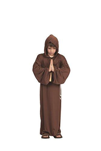 Monk Costume -