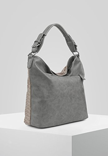 Ida Eagle 15 aus Basalt Fritzi en Preu Bag Women's Shoulder Grey 6Ina7qv