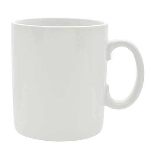 Porcelain Barrel Mug - 7