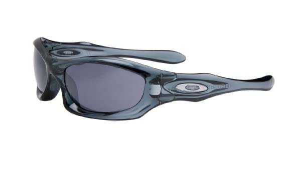 amazon com oakley monster dog sunglasses cinder red black iridium rh amazon com