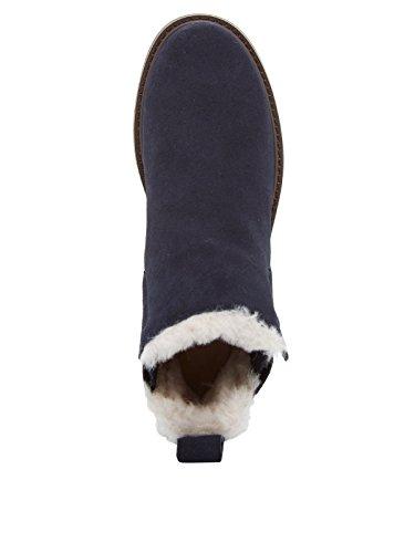 Emu Signore Pioniere Stivali Da Neve Di Mezzanotte Blu Scuro