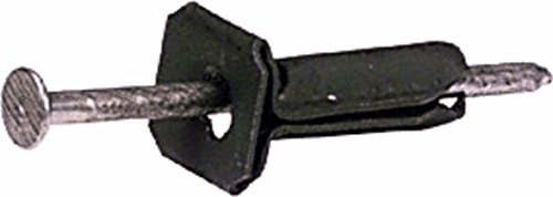 CRL #8 Screw Wall Grabber Anchors  Concrete Pack of 100 by CR Laurence