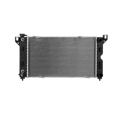 MAPM Premium Quality RADIATOR; WITHOUT ENGINE OIL COOLER; WITH RH OUTLET by Make Auto Parts Manufacturing