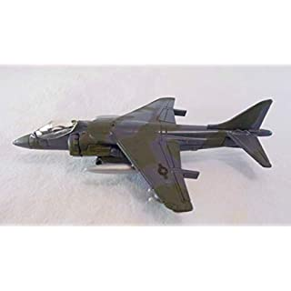 Tailwinds Maisto AV-8B Harrier II (1:87 Scale) Die Cast Airplane