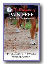 ChiRunning Pain-Free Intermediate Half Marathon Training Program