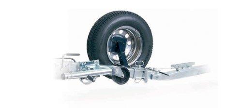Demco 5968 Spare Tire and Chrome Rim – 14″