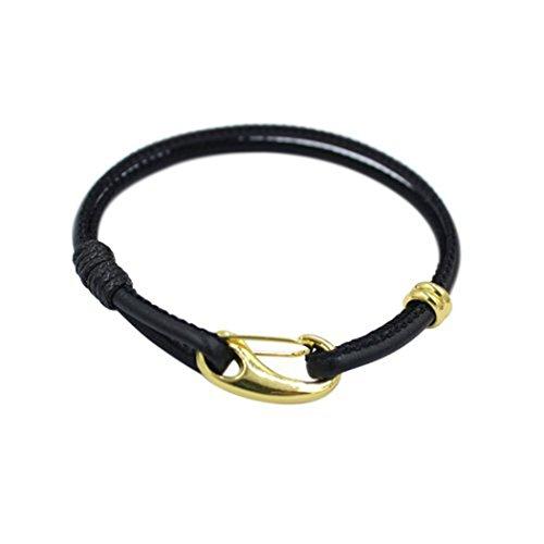 Victoria Echo Couples Double Circle Wrap Wristband Bracelet (Bender Costume 2016)