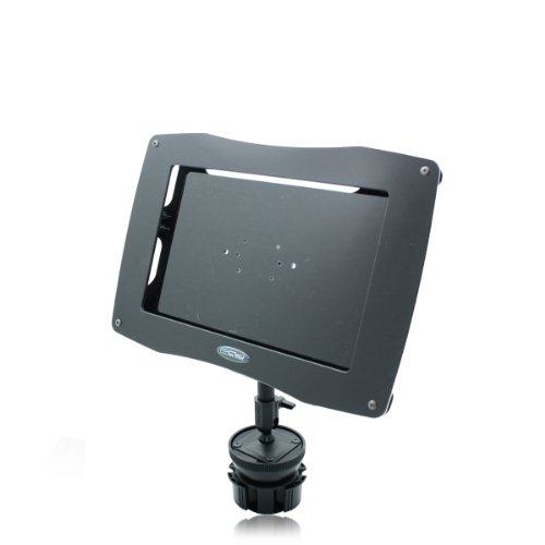 Padholdr Fit Large Series Tablet Holder Cup Holder Mount with 9-Inch Arm (PHFLCUP9) by PADHOLDR