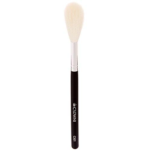 Crown PRO - C501 - Pro Feather Powder Brush - High Grade - High Shape Cheekbones Face