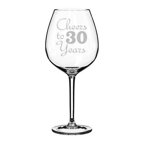 DELENA Vino Copa Cheers a 30 años aniversario 30th ...