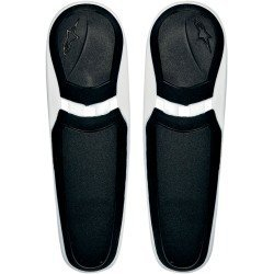 - Alpinestars Replacement Toe Slider Set - SMX Plus (WHITE/BLACK)