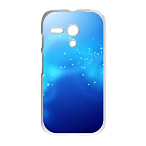 Blue stars Motorola G Cell Phone Case White MSU7145257