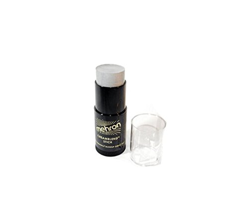 400 (.75oz, Silver) Mehron Cream Blend Stick