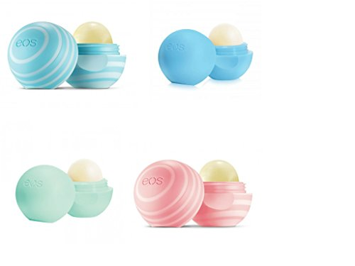 All Flavors Of Eos Lip Balm