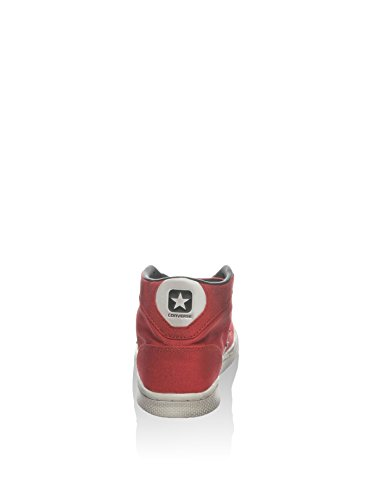 Mid Leather Lp Converse Red Women's Trainers Textil Pro OF8qBIxnw4