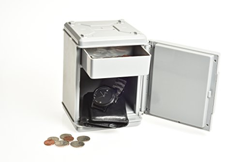 202b3b7ee17d Intelligent Voice Mini Safe and Coin Vault for Kids with - Import It All