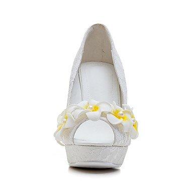 LvYuan-ggx Damen High Heels Schuhe für das Blaumenmädchen maßgeschneiderte Werkstoffe Werkstoffe Werkstoffe Frühling Sommer Herbst Winter Hochzeit Kleid Party & Festivität 2fb90c