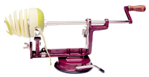Back To Basics A505 Apple And Potato Peeler (Discontinued by Manufacturer)