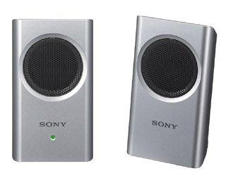 SONY SRSM30WHI TRAVEL SPEAKERS (WHITE) (Sony Emerson)