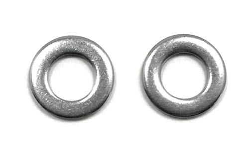 FORM A FLAT WASHERS METRIC A2 STAINLESS STEEL M4 QTY 1000