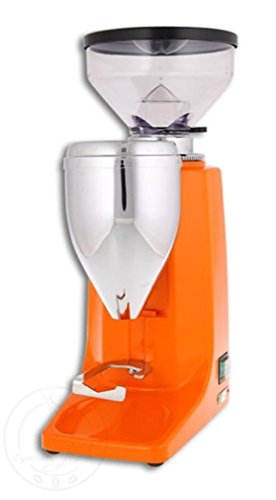 Quamar-M80E-Burr-CoffeeEspresso-Grinder-Orange