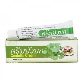 - New Abhabibhubejhr Gotu Kola Cream / Centella Cream Improves the Healing Process of Wounds.