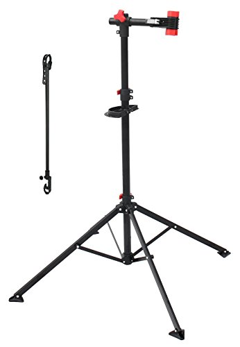 CyclingDeal Bicycle Repair Mechanic Bike Stand Workstand with Handlerbar Holder by CyclingDeal (Image #1)