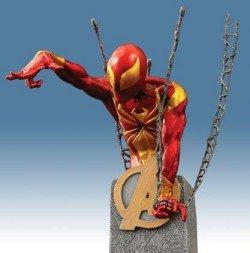 Marvel Universe New Avengers Spider-Man Bust