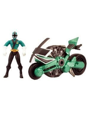 Power Ranger Samurai Power Rangers Samurai Disc Cycle ()