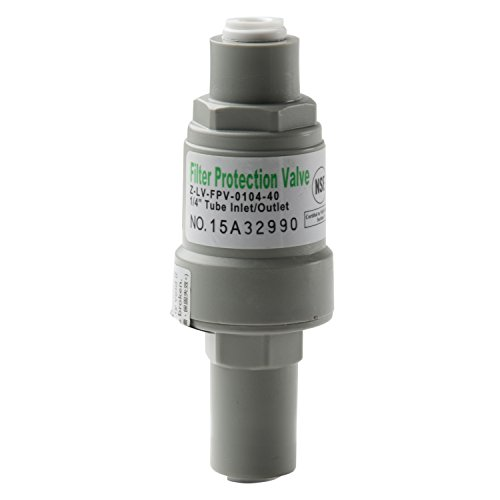 iSpring APR40 Pressure Regulator Filter Protection Valve with 1/4