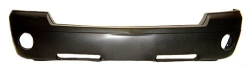 OE Replacement Dodge Dakota Front Bumper Cover (Partslink Number CH1000444) CH1000444V