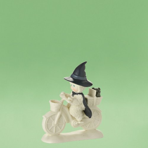 (Department 56 Snowbabies Guest Collection Wicked Witch of the West Figurine, 4.33)