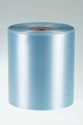 ideal para bandas y carteles Emerald Green Cinta de sat/én extra ancha de una sola cara de 100 mm