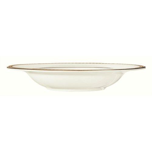 Syracuse China 911191004 Baroque 13 Ounce Soup Plate - 12 / CS