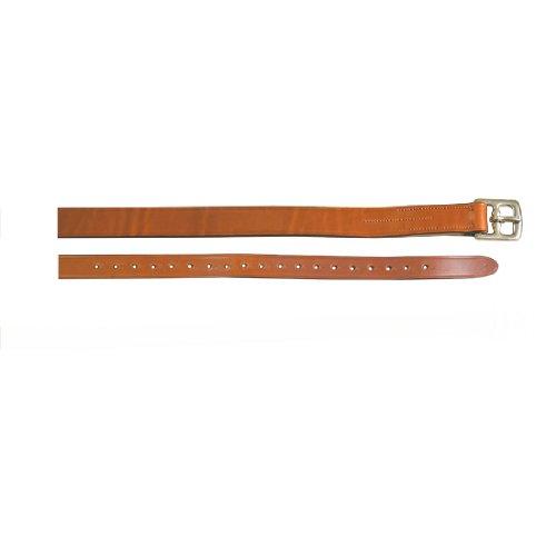 Oak Chestnut 1 x 54-Inch Oak Chestnut 1 x 54-Inch Exselle Elite Half Hole Leathers