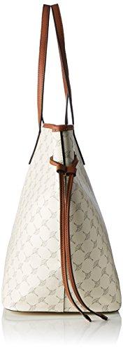 Bianco Lara Cortina Shopper Borsa Donna shopper Offwhite Xlho Joop wq05U7w
