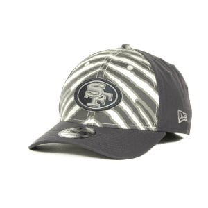 New Era - San Francisco 49ers 39 THIRTY Zubaz Zebra Fitted Hat Flex L/XL (Caps New Era 39 compare prices)
