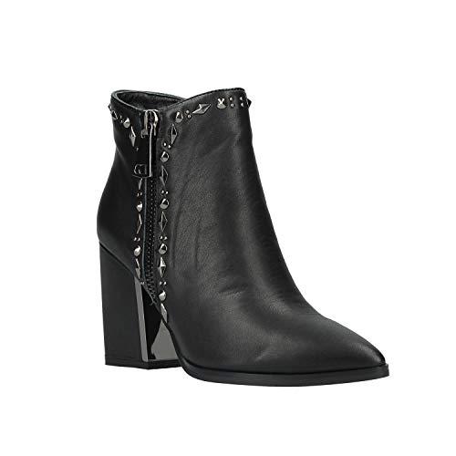 Pour Chaussure Alma Napa Pena Femme Noir En wattIqngzx