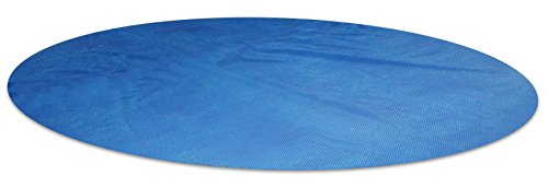 Thermo-Tex 2831515 15' Round Solar Blanket, 15' x 15', Blue (Best Solar Pool Covers 2019)